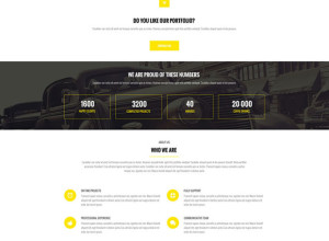 Smak-PSD-One-Page-Template