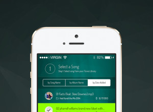 Song-Selection-Screen