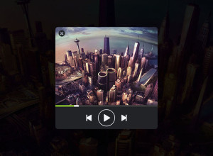 Spotify-Mini-Player