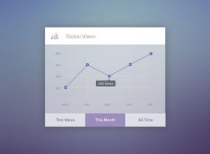 Stats-Widget-Freebie