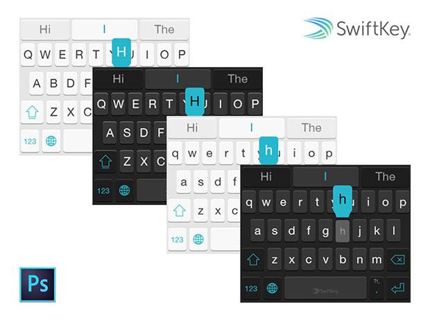 Swiftkey-Keyboard