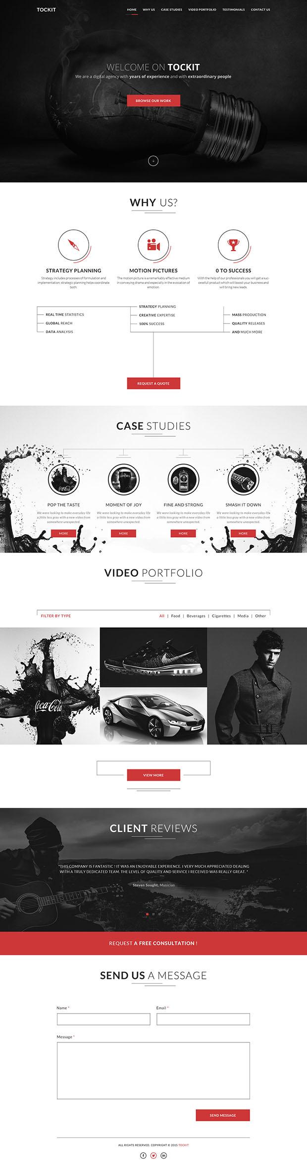TOCKIT-Digital-Agency-Landing-Page