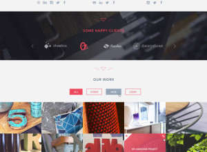 TRIGONUM-free-one-page-template