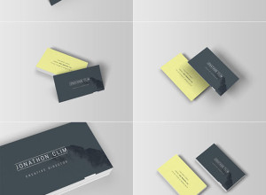 Ultimate-Business-Card-Mockups