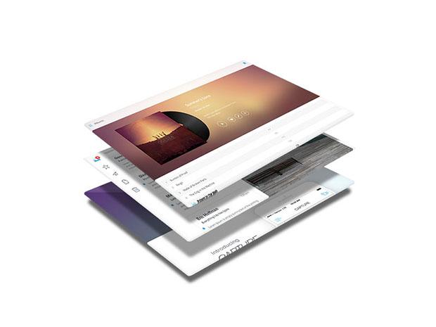 Web-Page-Showcase