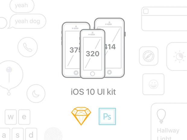 ios-10-complete-ui-sketch