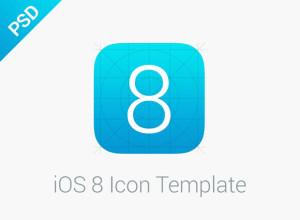 iOS-8-Icon-Template