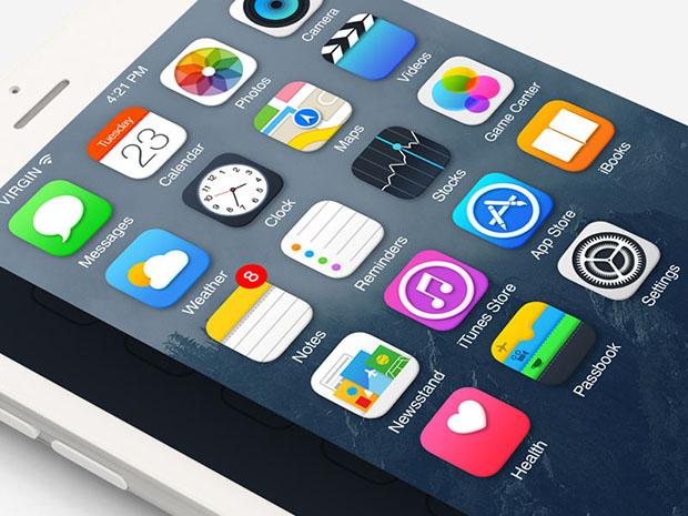 iOS-8-Icons-PSD