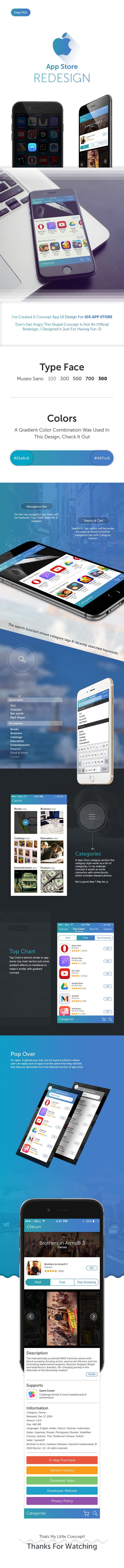 iOS-App-Store-Redesign-Freebie
