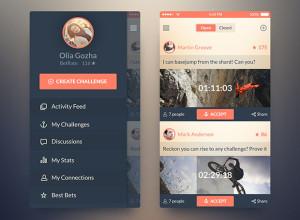 iOS7-Challenge-App-PSD