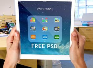 iPad-Air-Mockup-Free-PSD