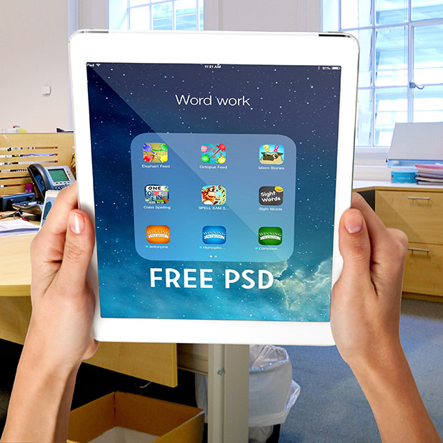 iPad-Air-Mockup-Free-PSD