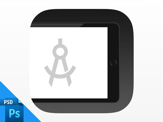 iPad-Screenshot-Template