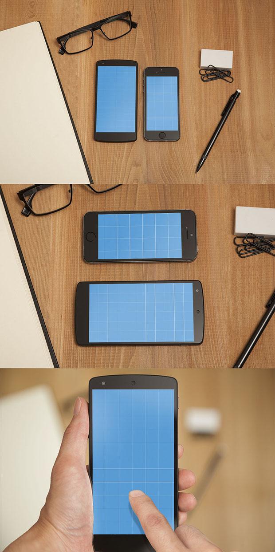 iPhone-5s-and-Nexus-5-Dual-OS-Mockups