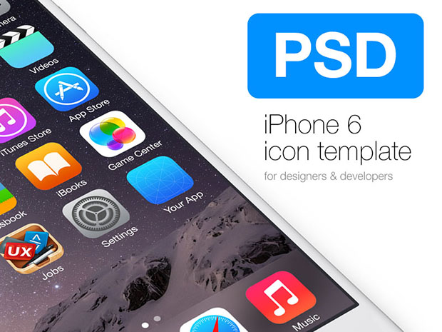iPhone-6-Icon-Template