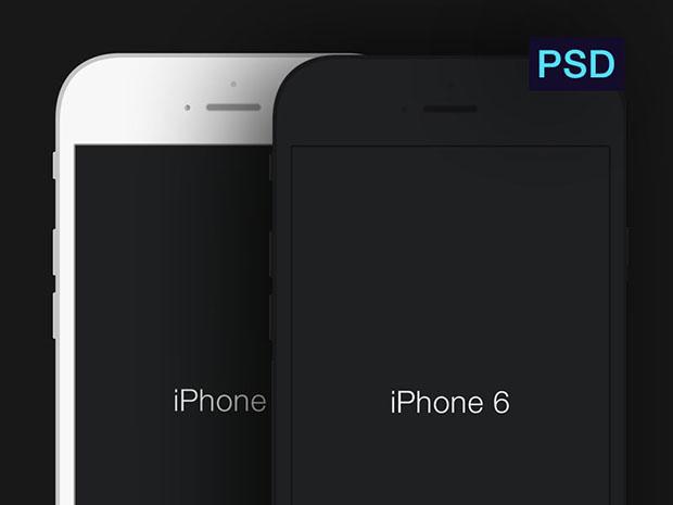 iPhone-6-Minimal-PSD