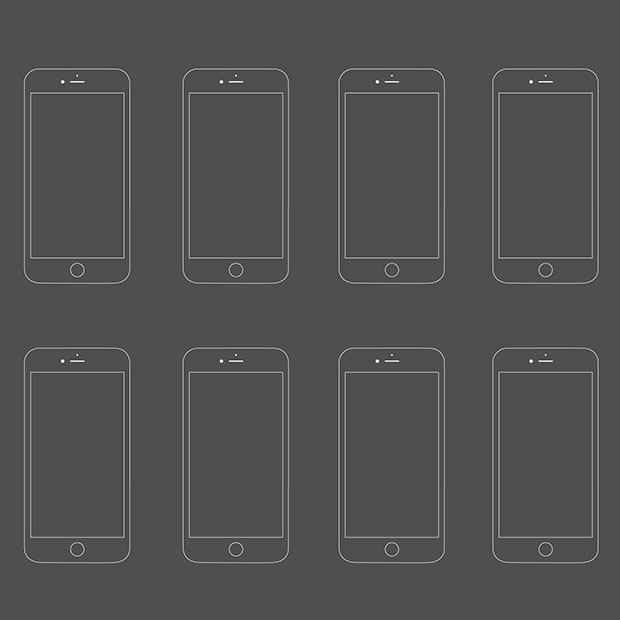 iPhone-6-Wireframe-Free-PSD