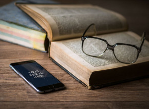 iphone-6-with-book-mockup