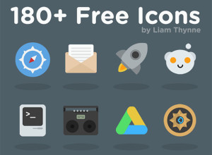 180+Free-Icons