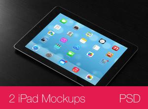 2-Black-iPad-Mockups-PSD