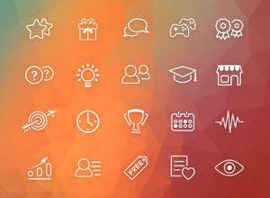 20-Gamification-icons