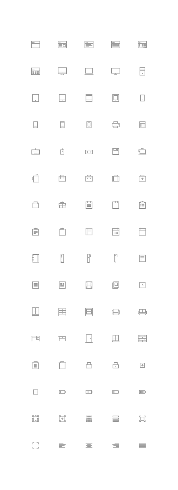 80-Pixelvicon-Icon-Set