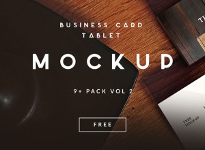 9-Free-Business-Card-Tablet-Mockup