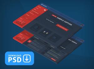 FREE-Sanctions-GUI-PSD-Dashboard