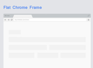 Flat-Chrome-Frame