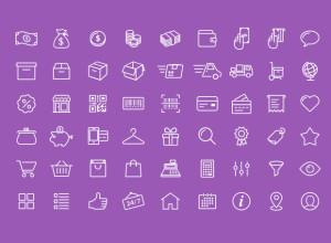 Free-54-e-commerce-icons