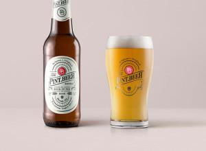 free-amber-psd-beer-bottle-mockup