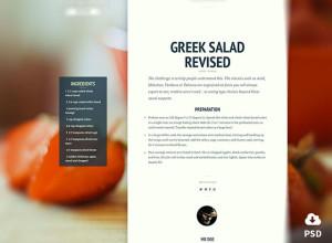 Free-Recipes-Blog-Template-PSD-Lamda