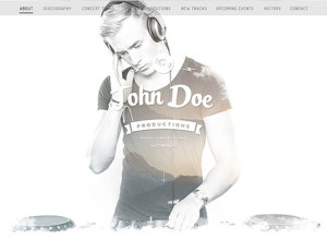 Free-responsive-PSD-template-for-musician