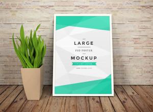 Freebie-Artwork-Frame-PSD-Mockup