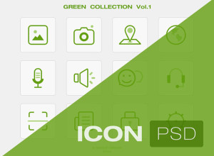 Green-collection-vol-1-set-icons