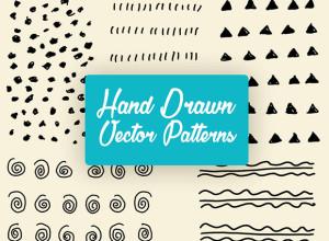 handdrawn-vector-patterns