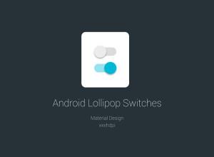 Lollipop-Switches