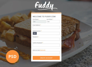 Register-Ui-Free-PSD-Included