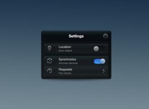 Settings-PSD