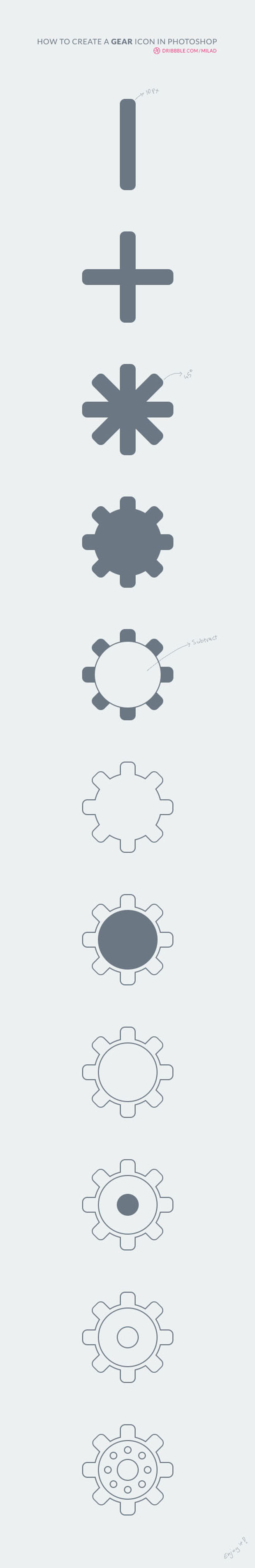 Simple-Gear-icon-in-photoshop-PSD