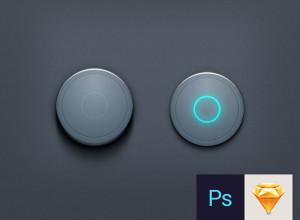 Sketch-button