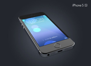 iPhone-5S-Tilted-PSD